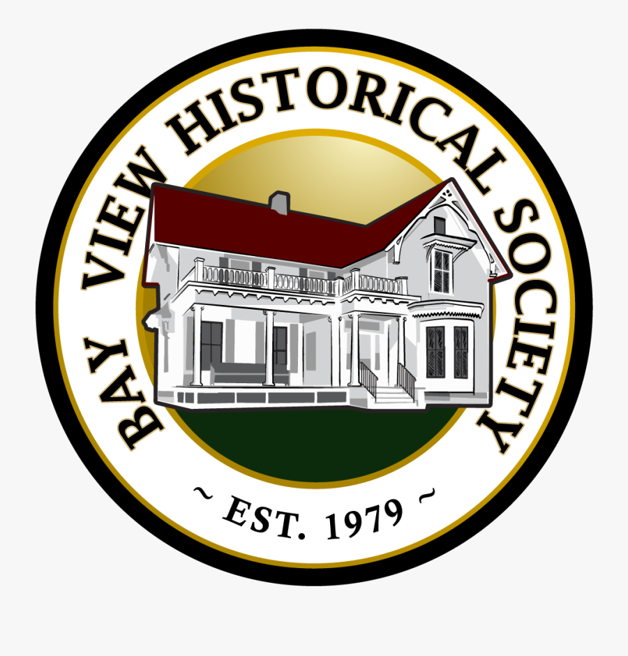 The Bay View Historical Society - Circle, Transparent Clipart