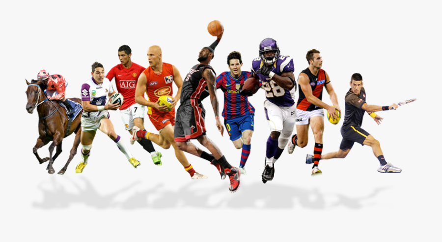 People Sport Clipart - All Sports, Transparent Clipart