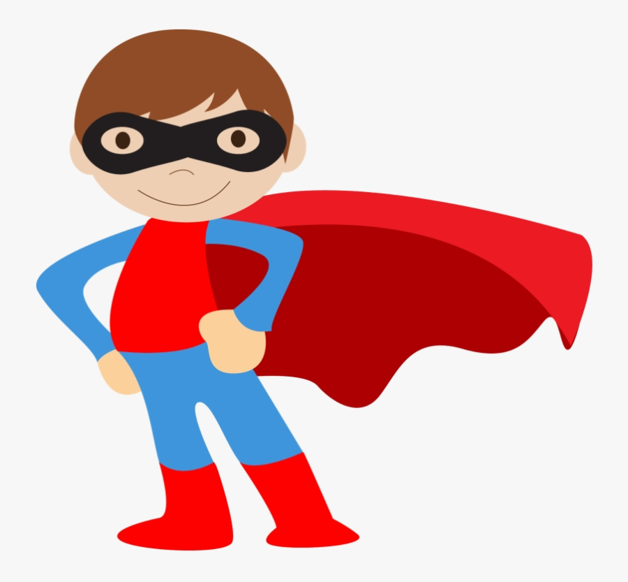 Superhero Kids Dressed As Superheroes Clipart Super - Superhero ...