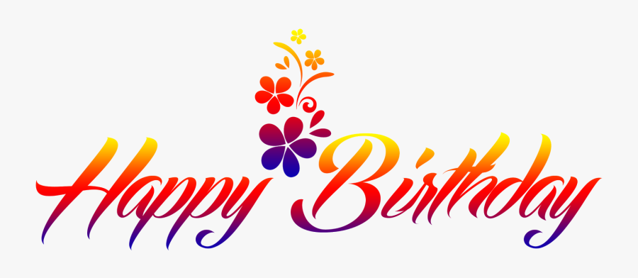 Happy Birthday Video, Birthday Songs, Happy Birthday - Happy Birthday Images Hd Png, Transparent Clipart