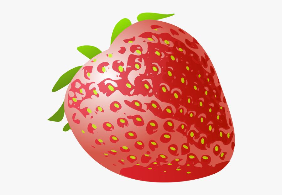 Free Strawberry Clipart Clipartdeck Clip Arts For - Fruit Clip Art, Transparent Clipart
