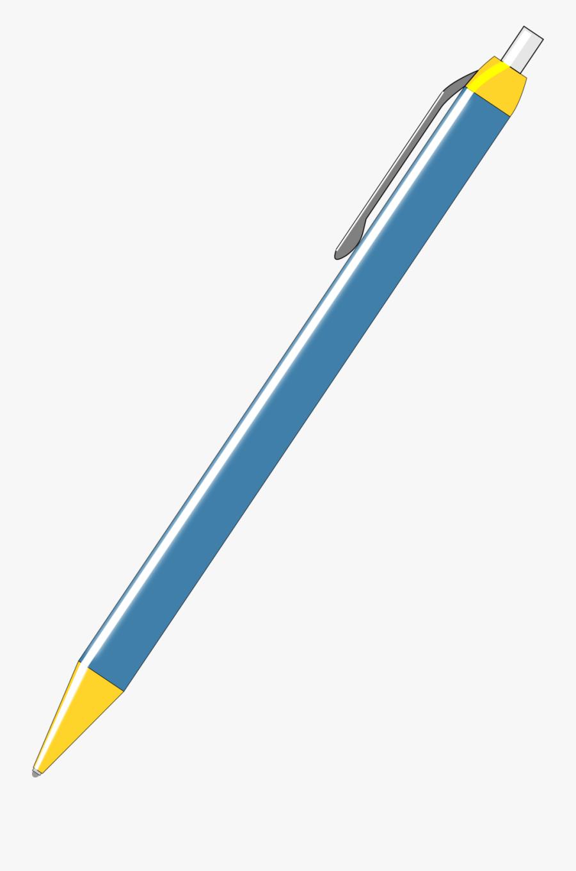 Fountain Pen Clipart Free Clipart Images - Clipart Pen Png, Transparent Clipart