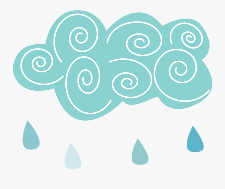 Transparent Rain Png - Transparent Free Rain Clouds Clip Art, Transparent Clipart