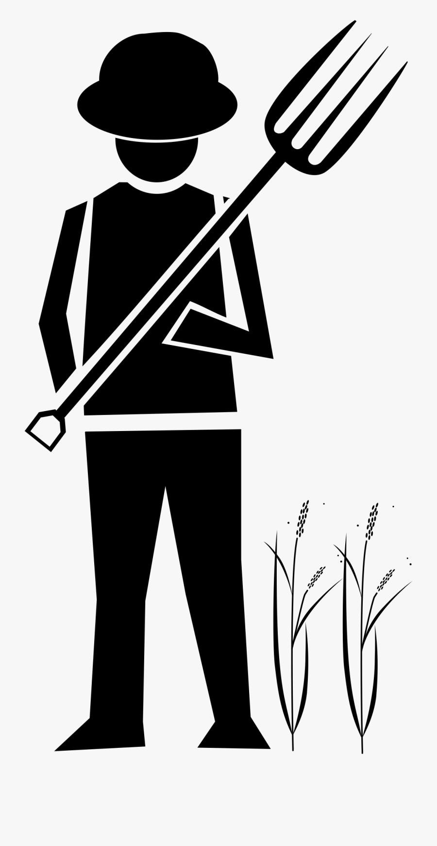 Clip Art Farming Small For - Miner Clip Art, Transparent Clipart