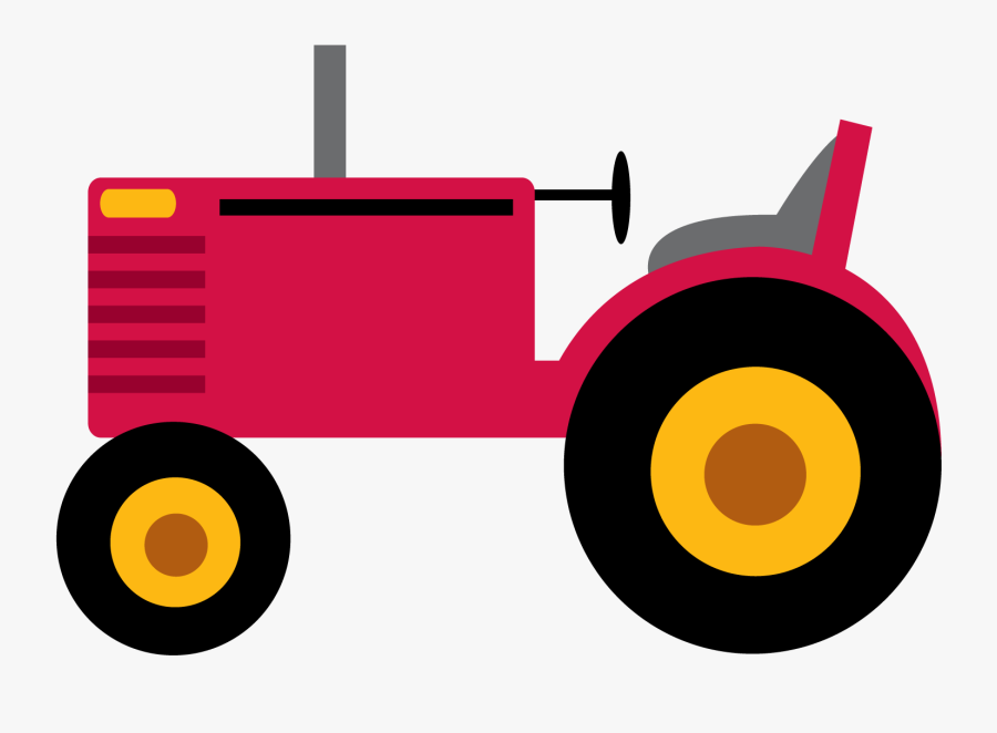 Farm Cake, Cowboy Party, Farm Party, Country Farm, - Clipart Farm Tractor, Transparent Clipart