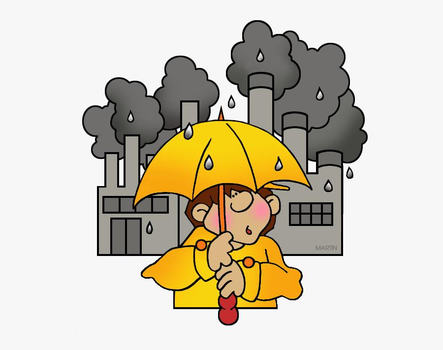 Acid Rain - Acid Rain Clip Art, Transparent Clipart