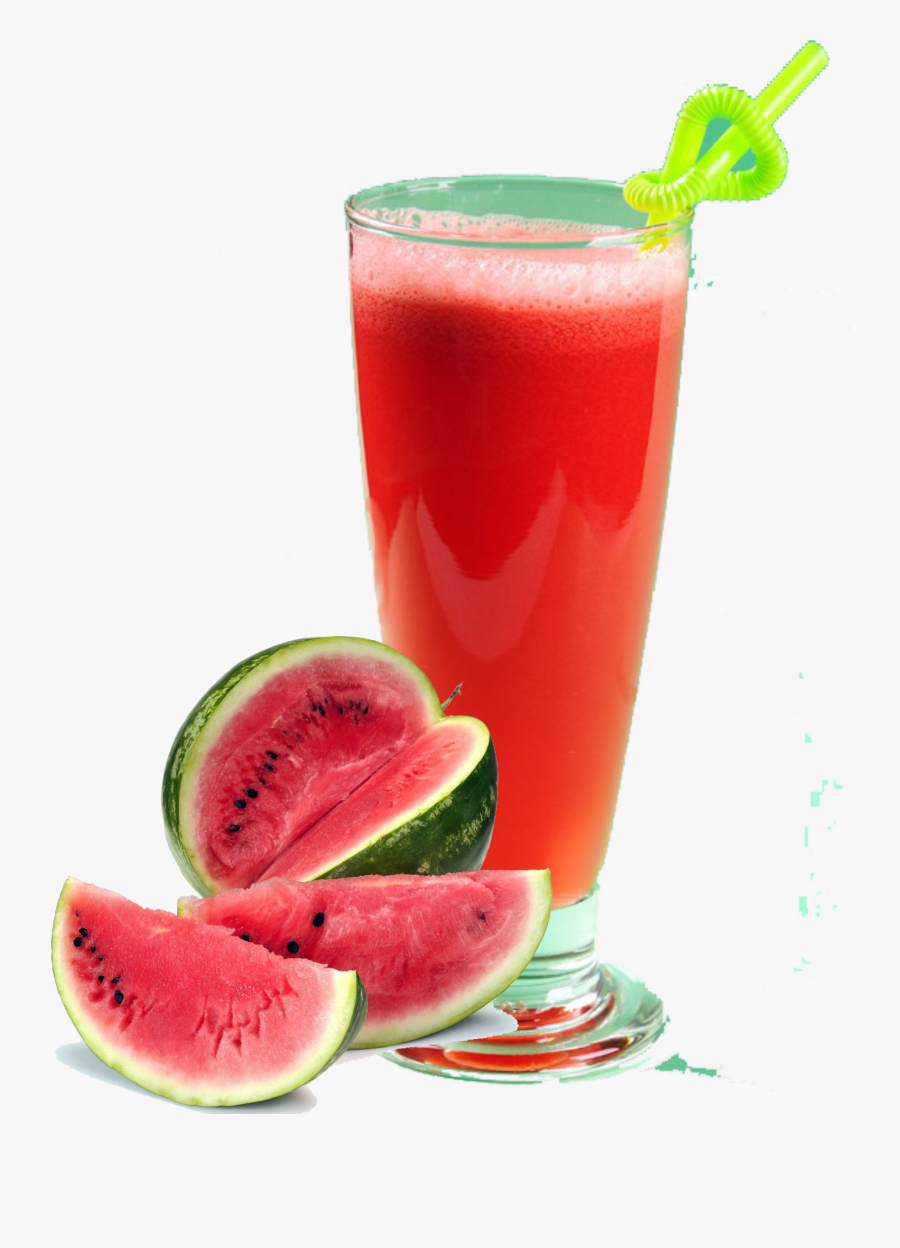 Juice Wallpaper Watermelon Berry Summer Png Free Photo - Water Melon Juice Png, Transparent Clipart
