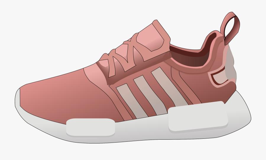 Clipart Shoe 4 Remix - Clip Art Shoe Png, Transparent Clipart