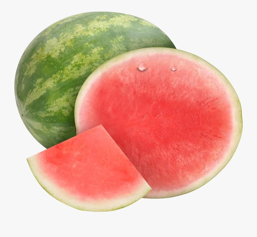 Clipart Face Watermelon - Parthenocarpic Fruits, Transparent Clipart