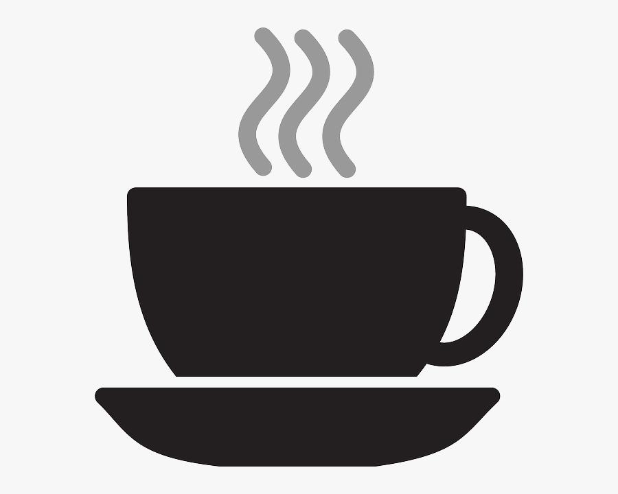 Coffee Cup Clip Art - Coffee Symbol, Transparent Clipart