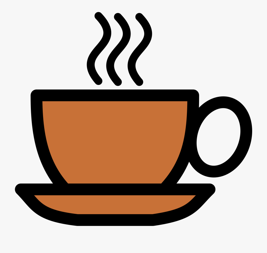 Paper Coffee Cup Clipart - Coffee Cup Clip Art, Transparent Clipart