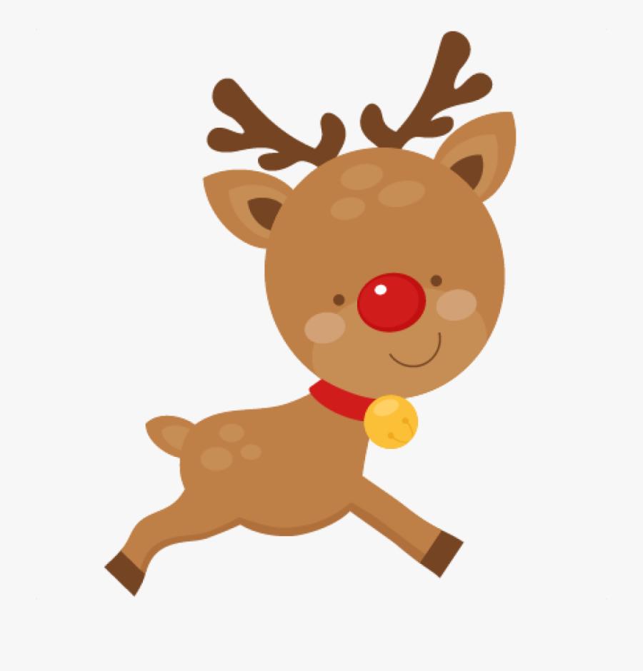 Reindeer Clipart Transparent Background