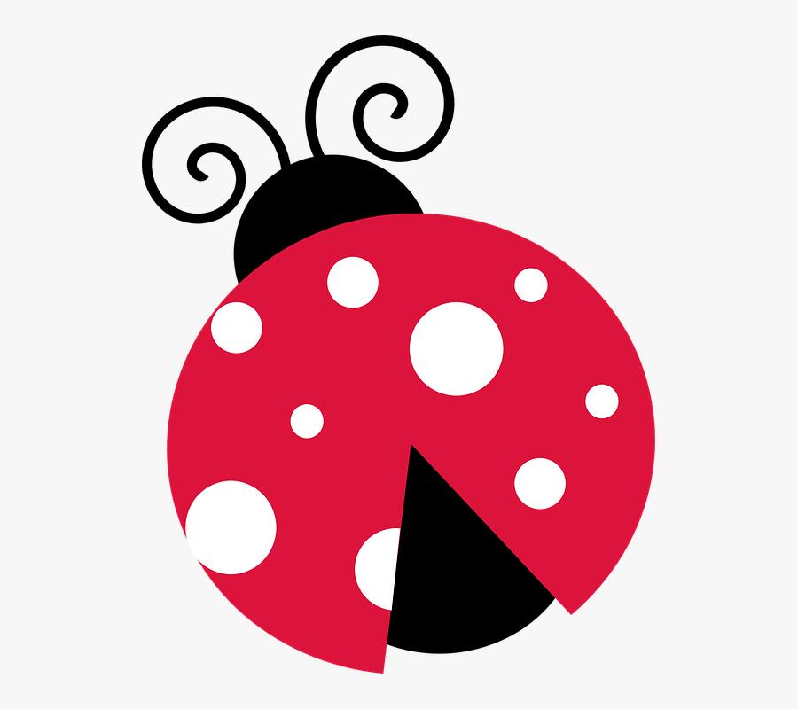 Ladybug, Lady, Bug, Insect, Dots, Pink, Beetle - Ladybug ...