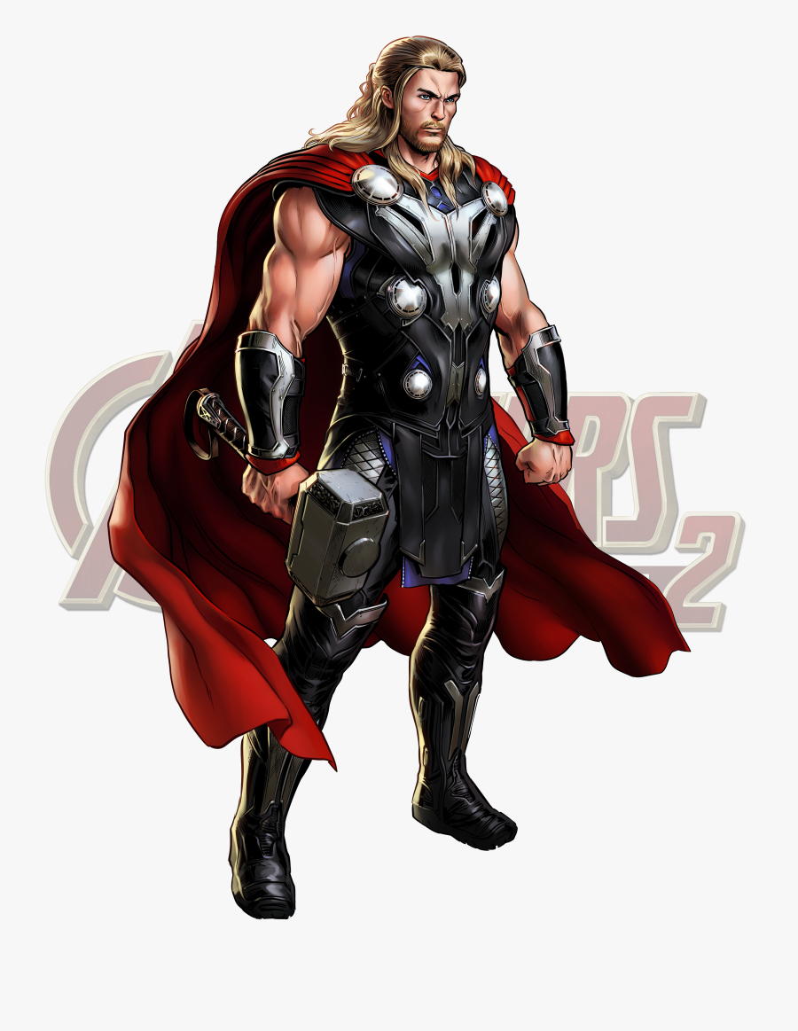 Maa Thor Logo Png - Marvel Ultimate Alliance 3 Thor, Transparent Clipart