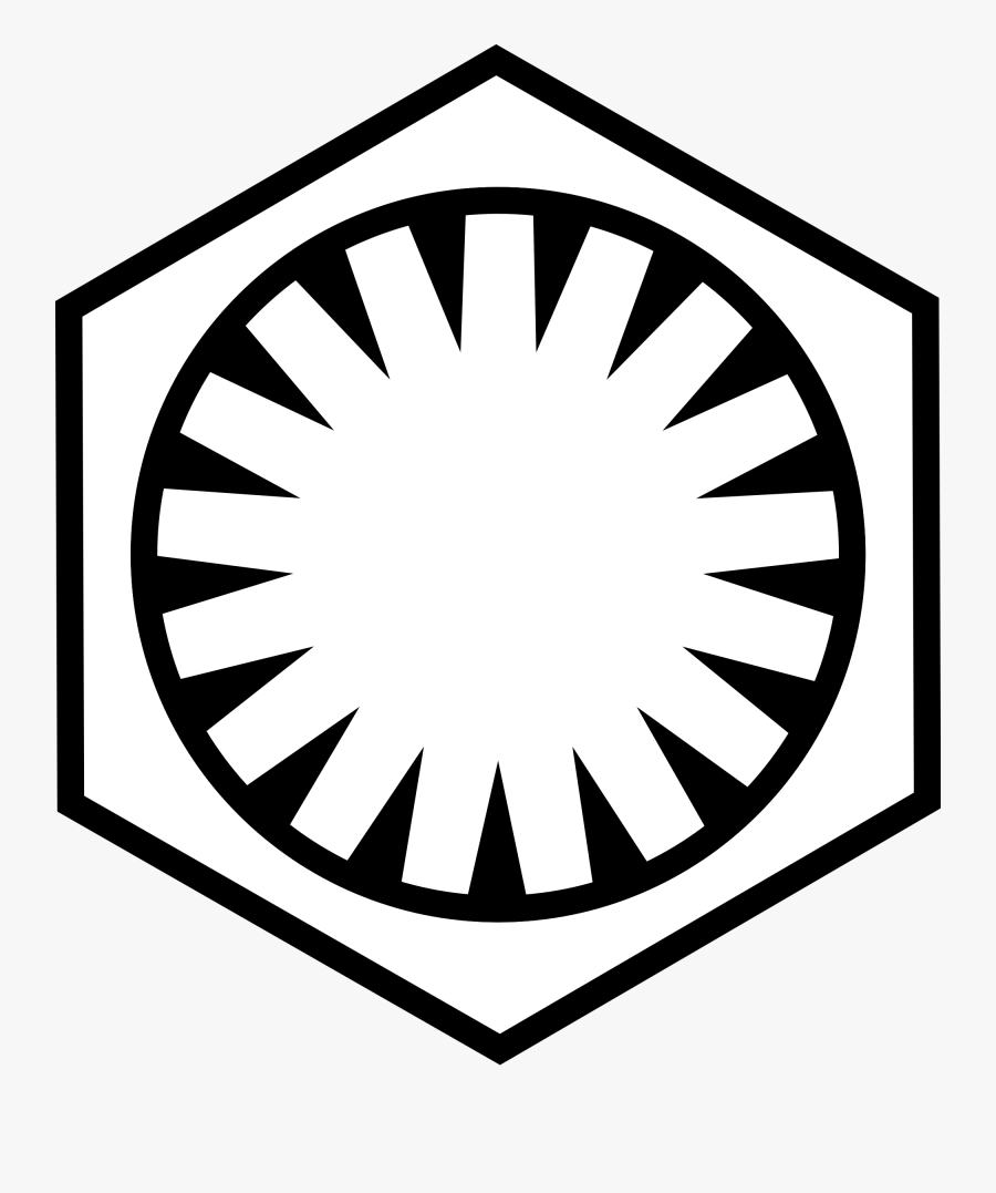 Star Wars Symbols First Order Free Transparent Clipart Clipartkey