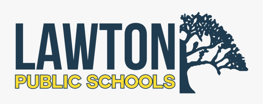 Transparent School Schedule Clipart - Lawton Public Schools Logo, Transparent Clipart