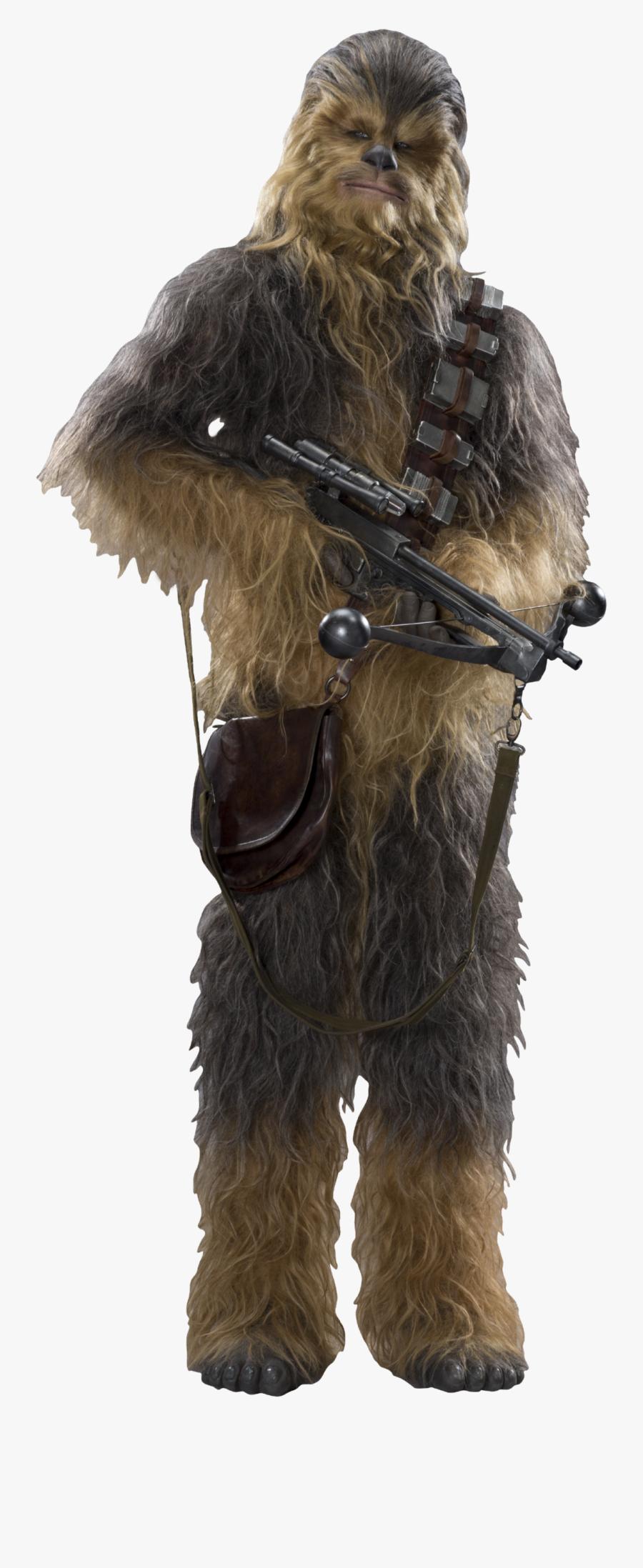 Star Wars Chewbacca Transparent Background, Transparent Clipart