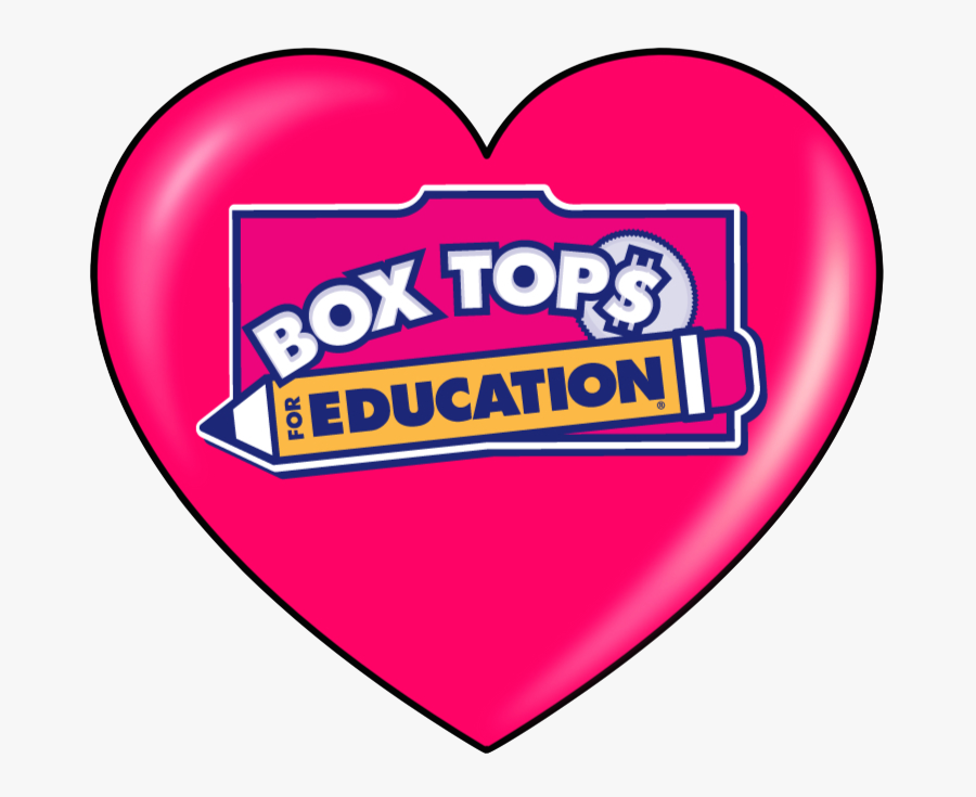 Box Tops For Education, Transparent Clipart