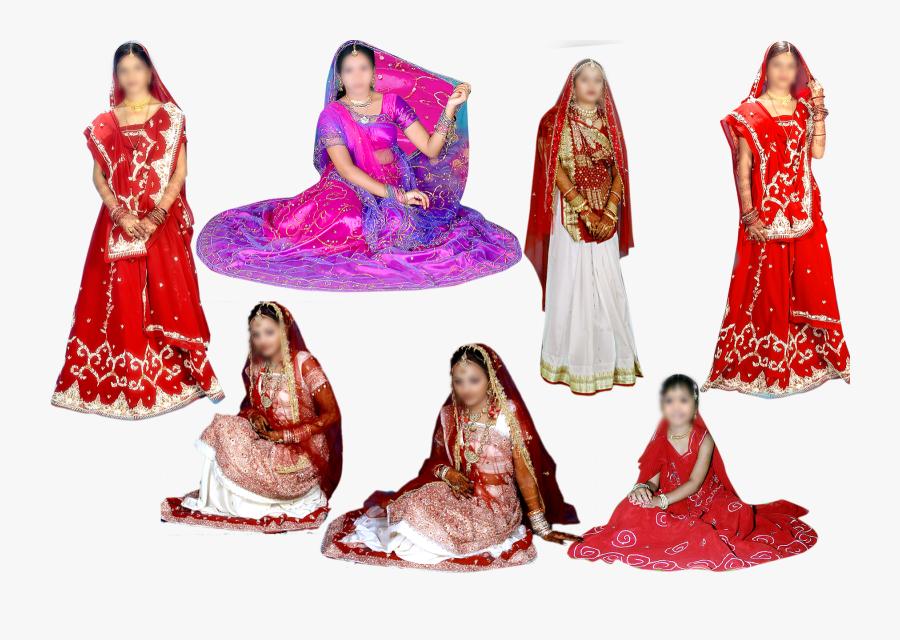 Saree Psd Psd Women Dress, Transparent Clipart