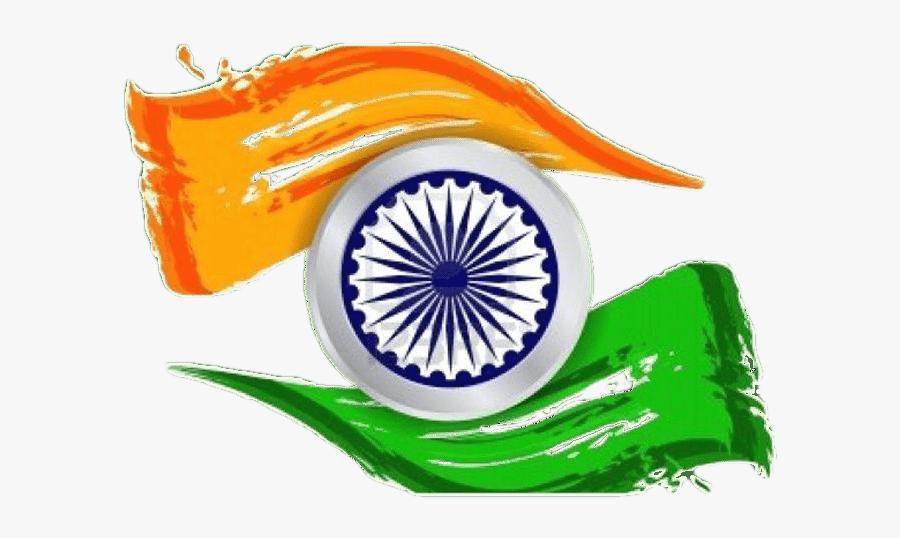 Indian Flag Transparent Png Logo - Transparent Indian Flag Png, Transparent Clipart