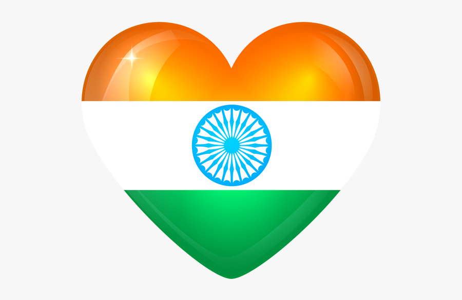 Indian Flag Pic Hd, Transparent Clipart