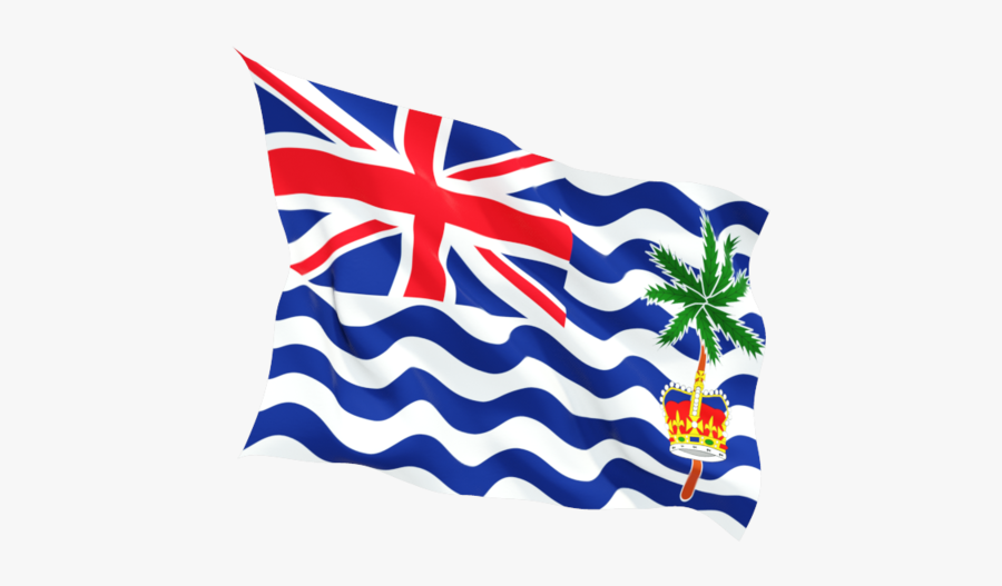 British Indian Ocean Territory Clipart - Australia Flag Transparent Background, Transparent Clipart