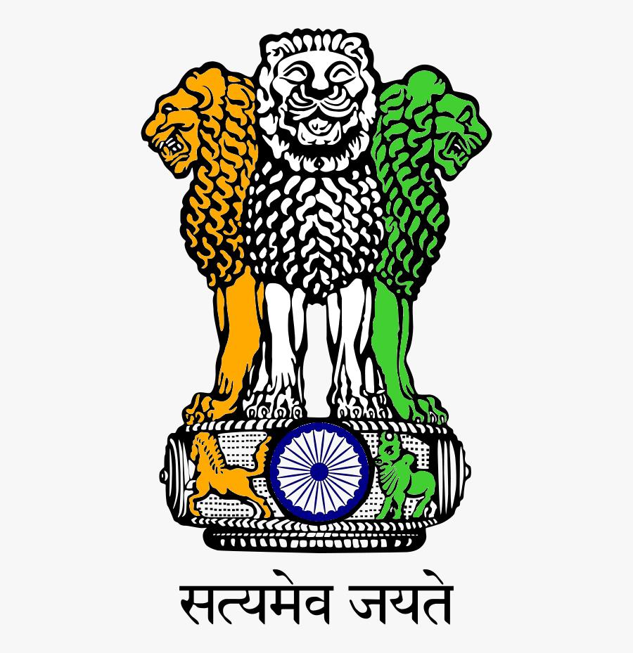 National Emblem Of India, Transparent Clipart