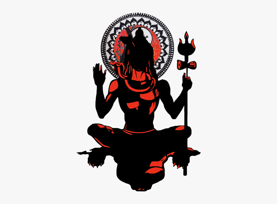 Lord Shiva Png Images - Shiva Vector Png, Transparent Clipart