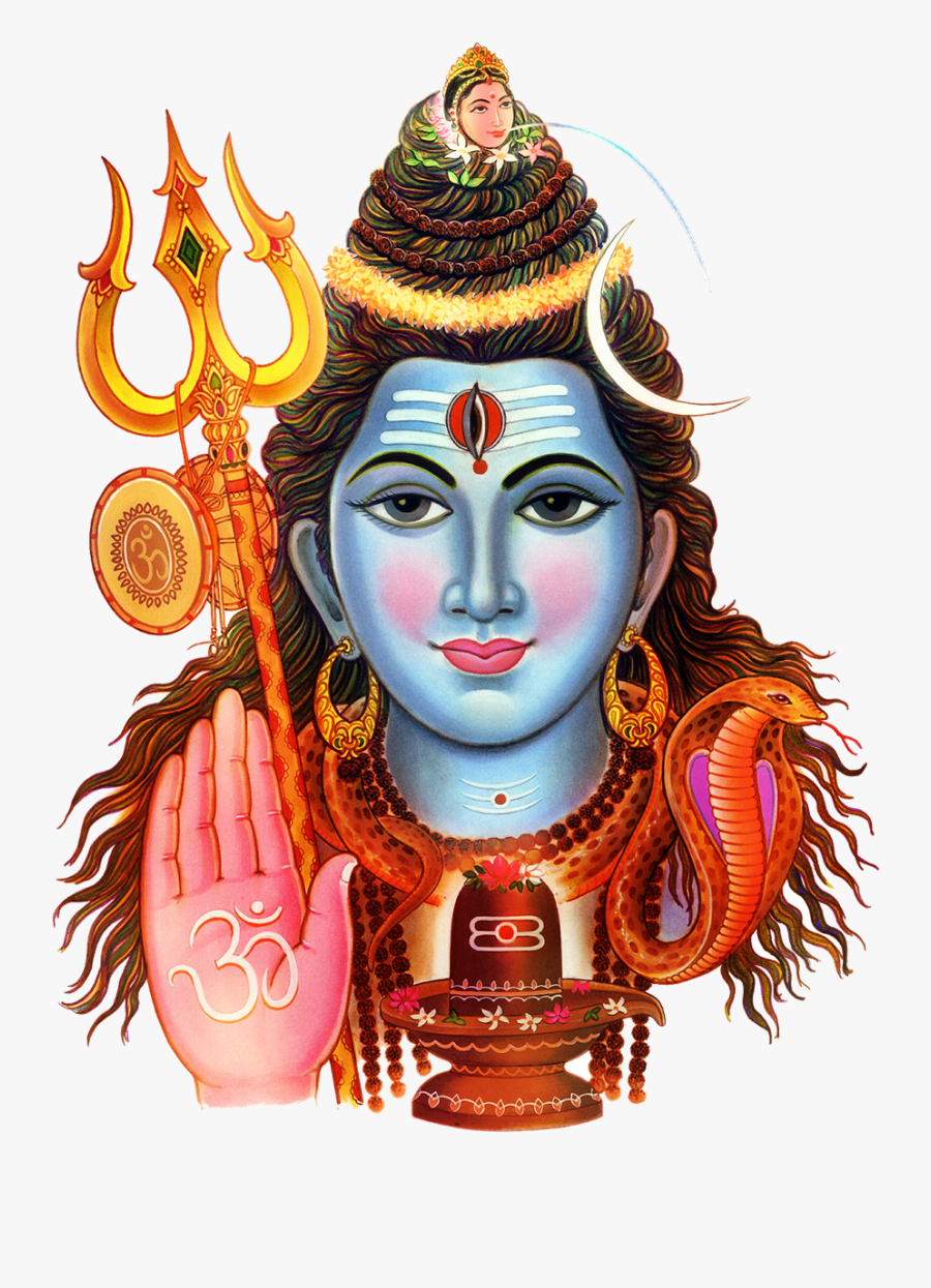 Clip Art God Shiva Images - Lord Shiva Images Png, Transparent Clipart