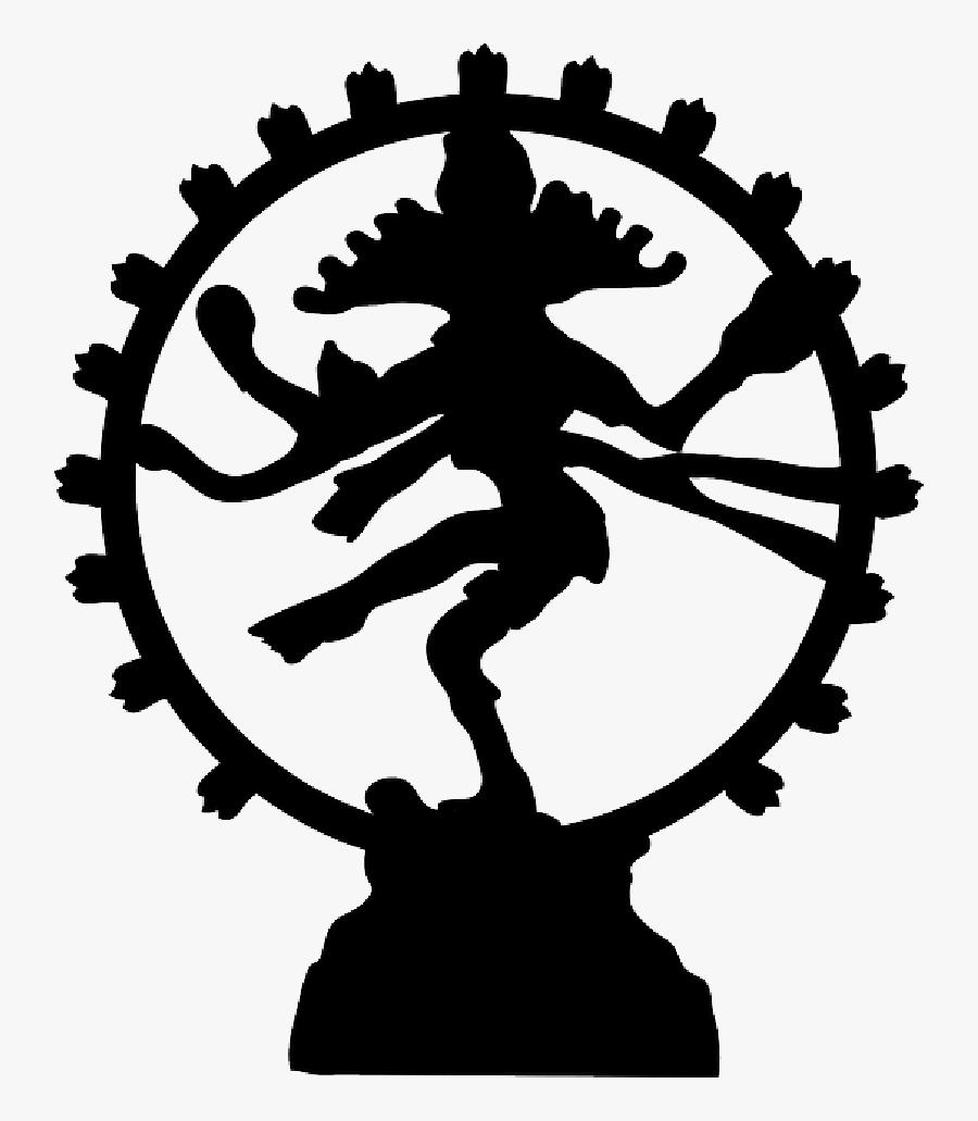 Shiva - Nataraja Clipart, Transparent Clipart