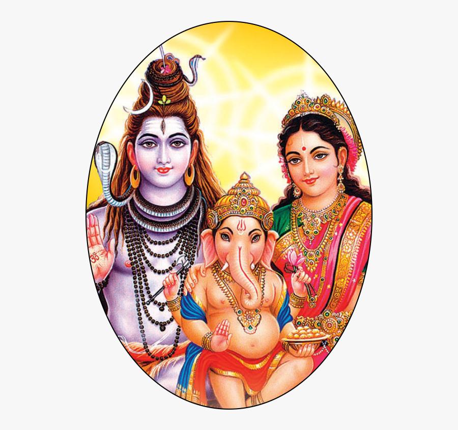Maha Shivratri Transparent - Ganesha Hindu God Shiva, Transparent Clipart