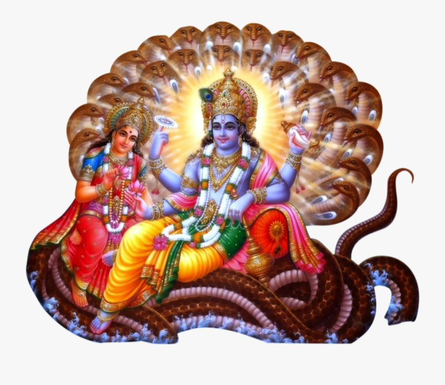 Lord Vishnu Hd Png, Transparent Clipart