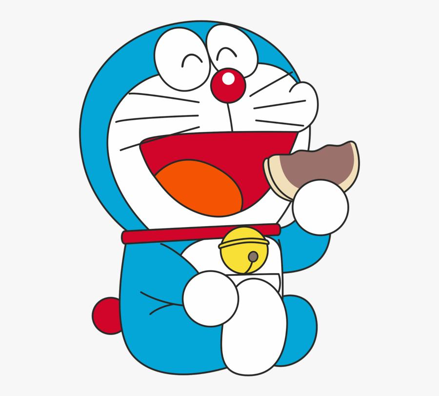 Area Nobi Doraemon Dorayaki Line Nobita - Doraemon Dorayaki Png, Transparent Clipart