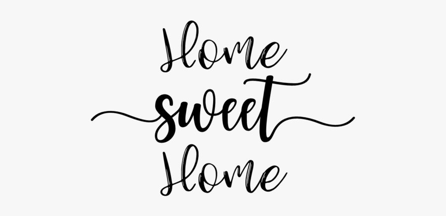 Home Sweet Home - Home Sweet Home Png, Transparent Clipart