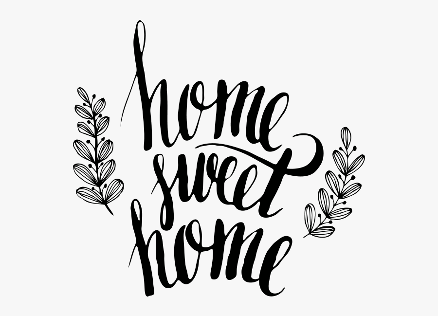 Home Sweet Home, Decoratie Clipart , Png Download - Printable Home Sweet Home Clipart, Transparent Clipart