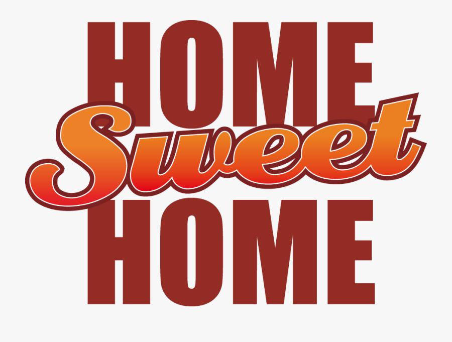 Logo Home Sweet Home, Transparent Clipart