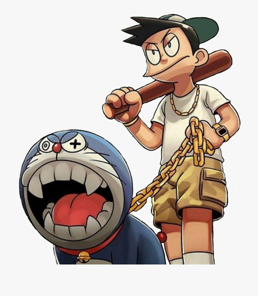 Doraemon Gta V - Doraemon Grand Theft Auto, Transparent Clipart