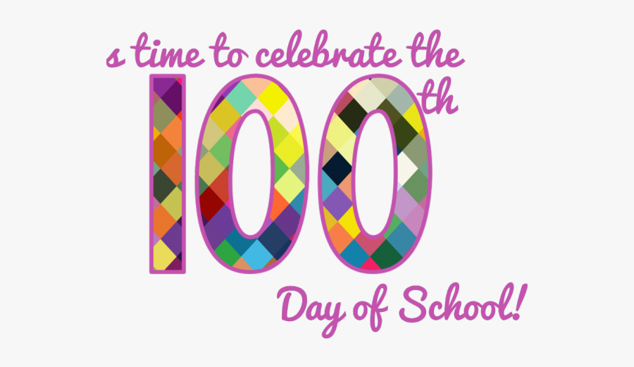100 Day Cliparts - Circle, Transparent Clipart