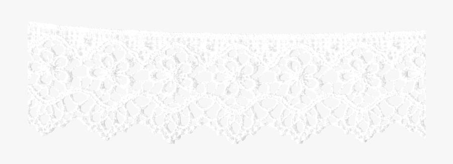 Pattern Clipart Lace - Lace, Transparent Clipart