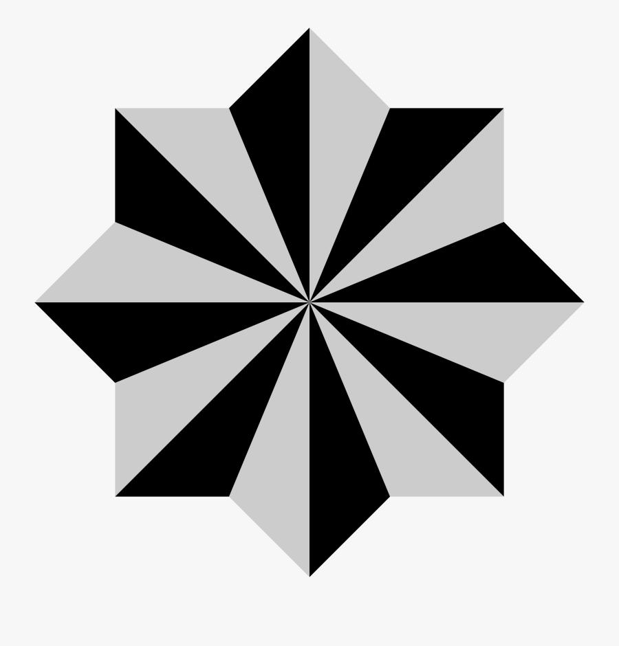 Clip Art Simple Geometric Pattern - Jiz Varam, Transparent Clipart
