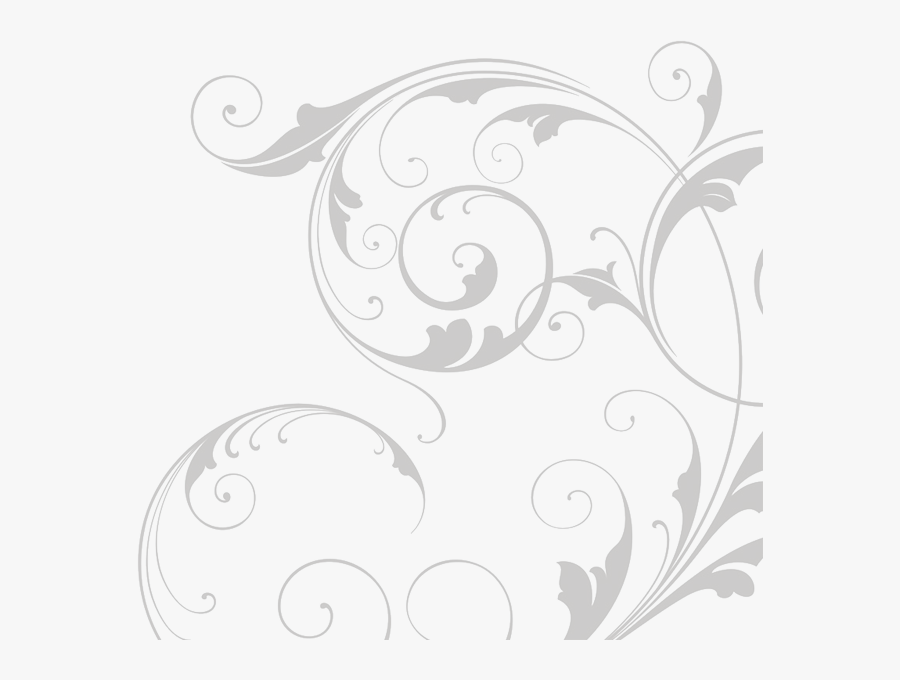 Scrollwork Clipart Line Pattern - Quotes From Love 020, Transparent Clipart