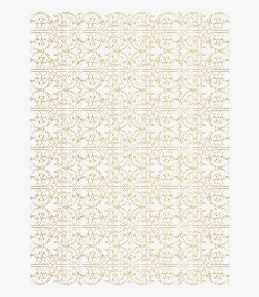 Transparent Lace Pattern Png - Wallpaper, Transparent Clipart