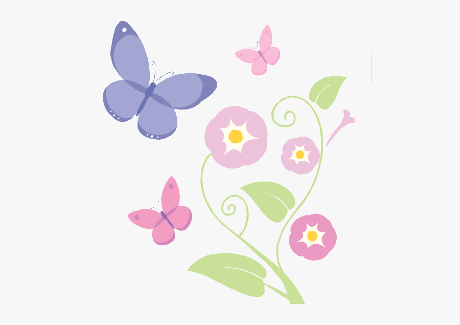 Butterfly Png Spring - Thank You For You Have Done, Transparent Clipart