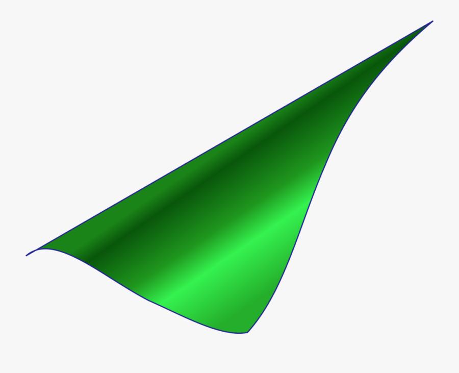 Plant,leaf,green - Transparent Corner Paper Png, Transparent Clipart