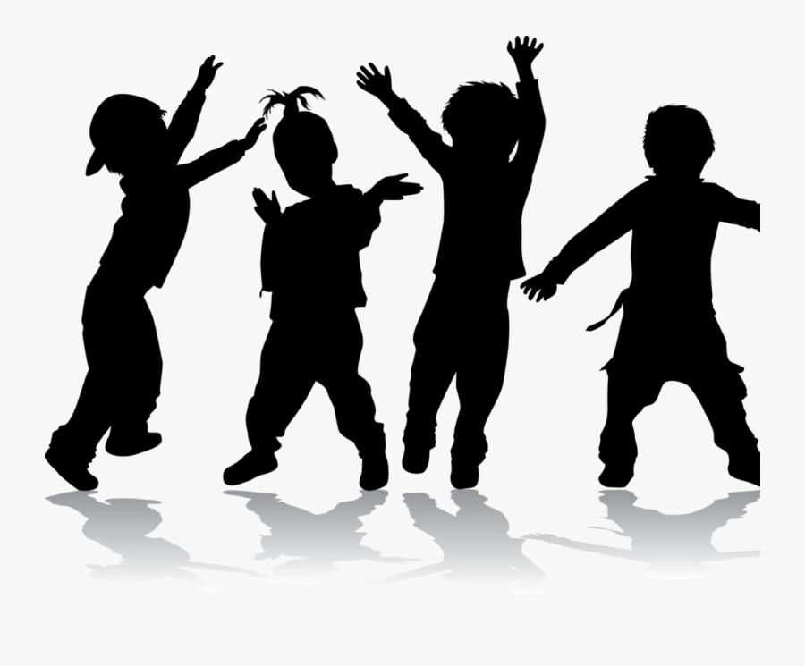 Dance Royalty-free Clip Art - Kids Dancing Vector, Transparent Clipart