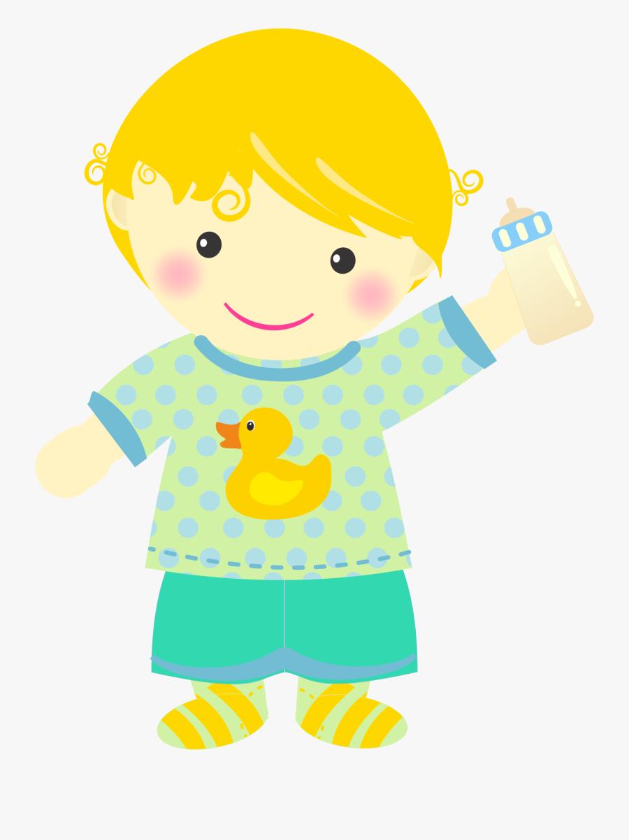 Transparent Little Girl Clipart - Cartoon, Transparent Clipart