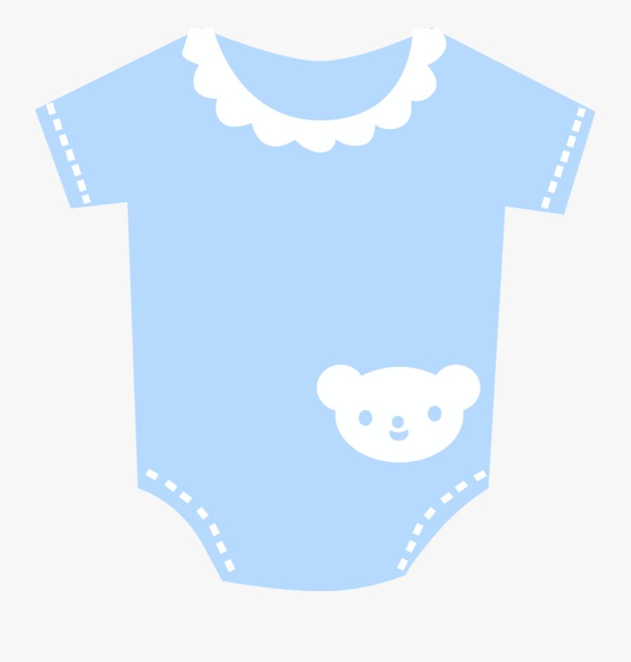 Beb Menino E Menina - Baby Onesie Clip Arts, Transparent Clipart