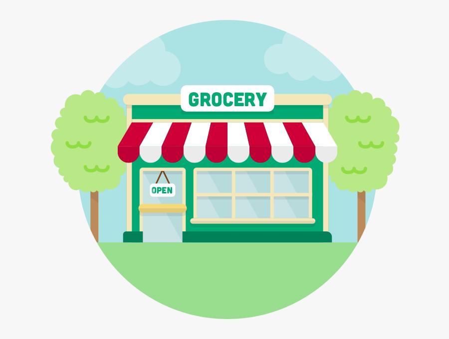 Transparent Grocery Store Clip Art , Free Transparent ... (900 x 680 Pixel)