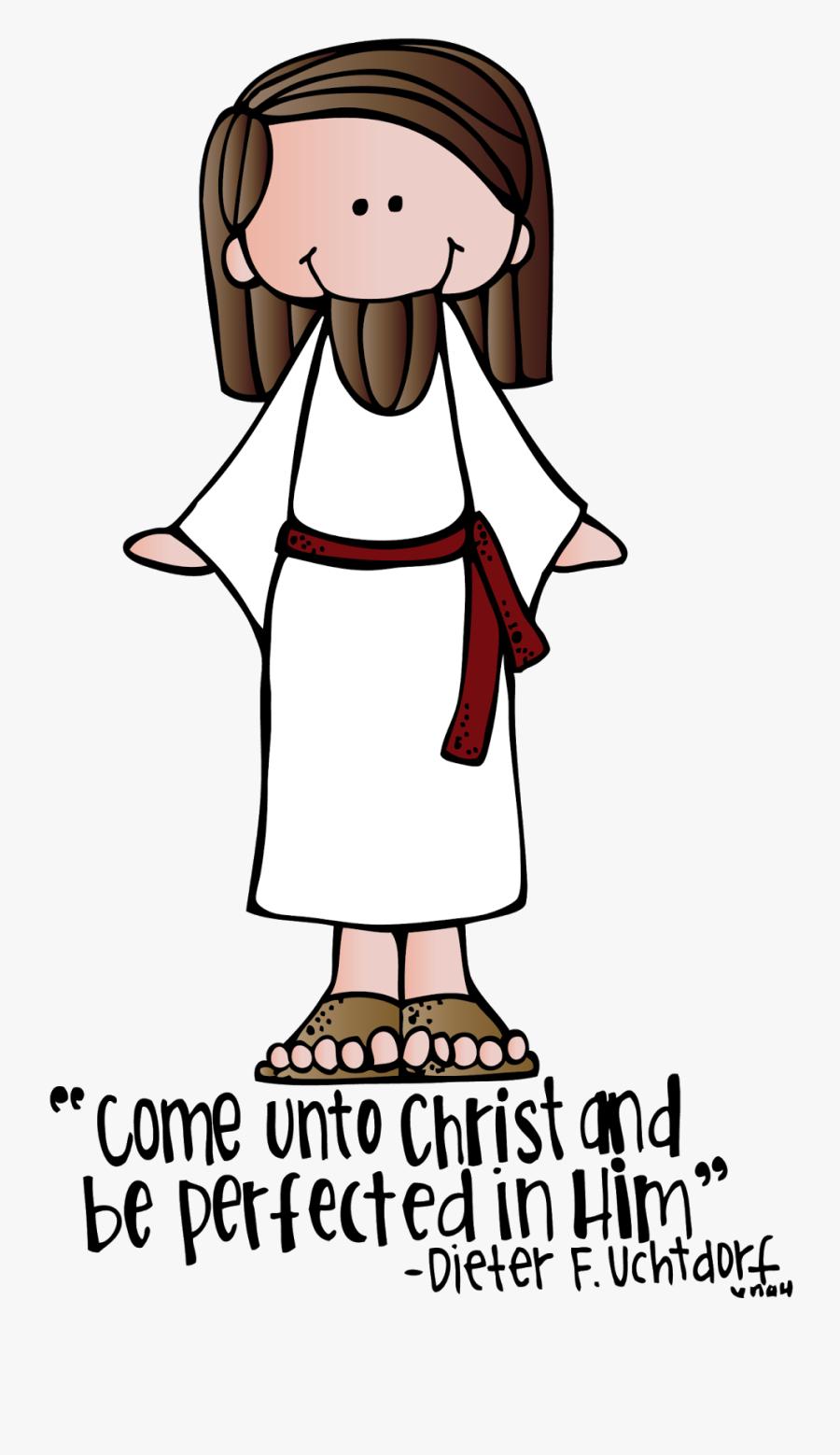 Transparent 10 Commandments Clipart - Melonheadz Jesus, Transparent Clipart