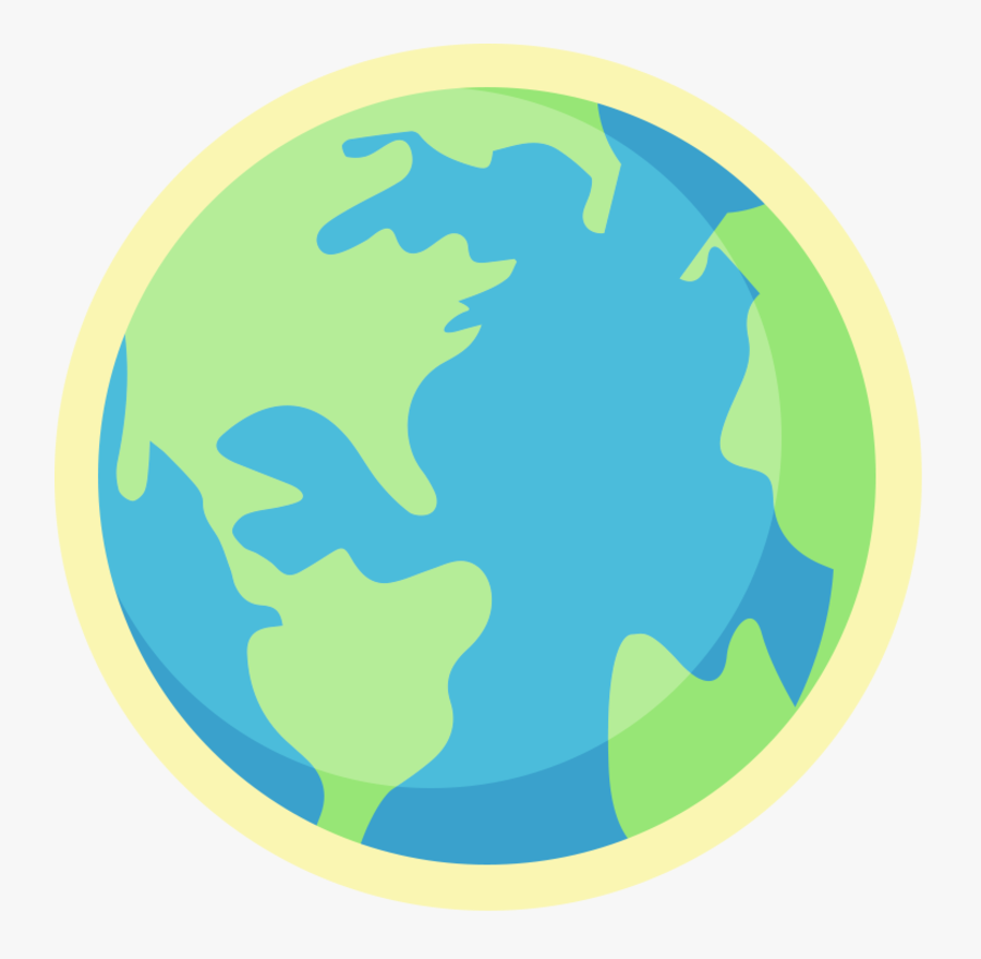 Limited Edition Earth Day Badge - Badge Drawing On Earth Day, Transparent Clipart